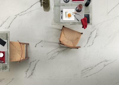 LEA-timeless-marble-statuario-white-sat-restaurant-1